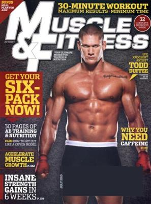 Muscle and Fitness Subscription